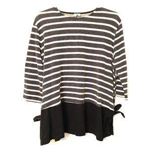 ASOS size 10 nursing pullover
